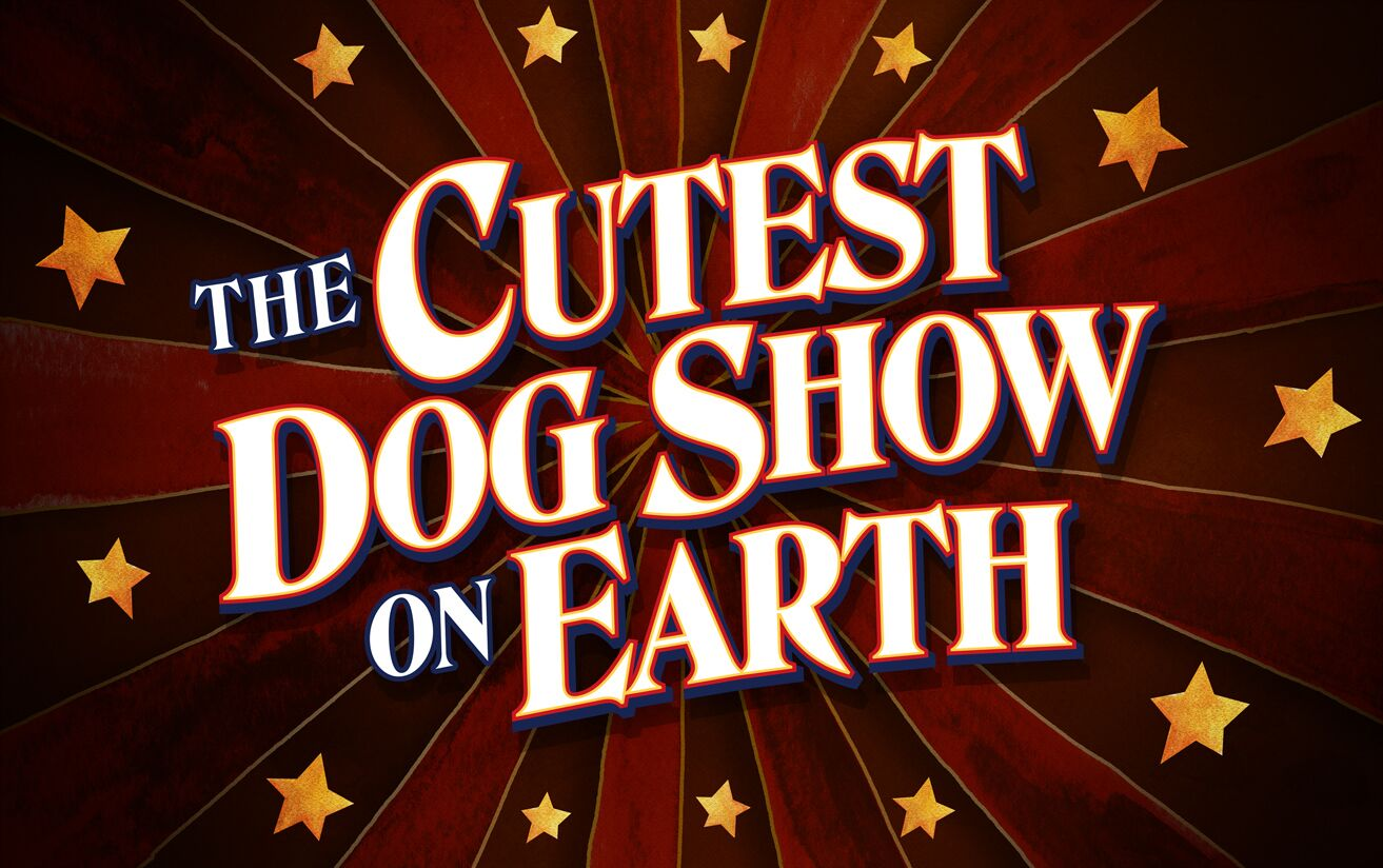 the Cutest Dog Show on Earth presented by Andrew Pogson of FUSION Talent Group