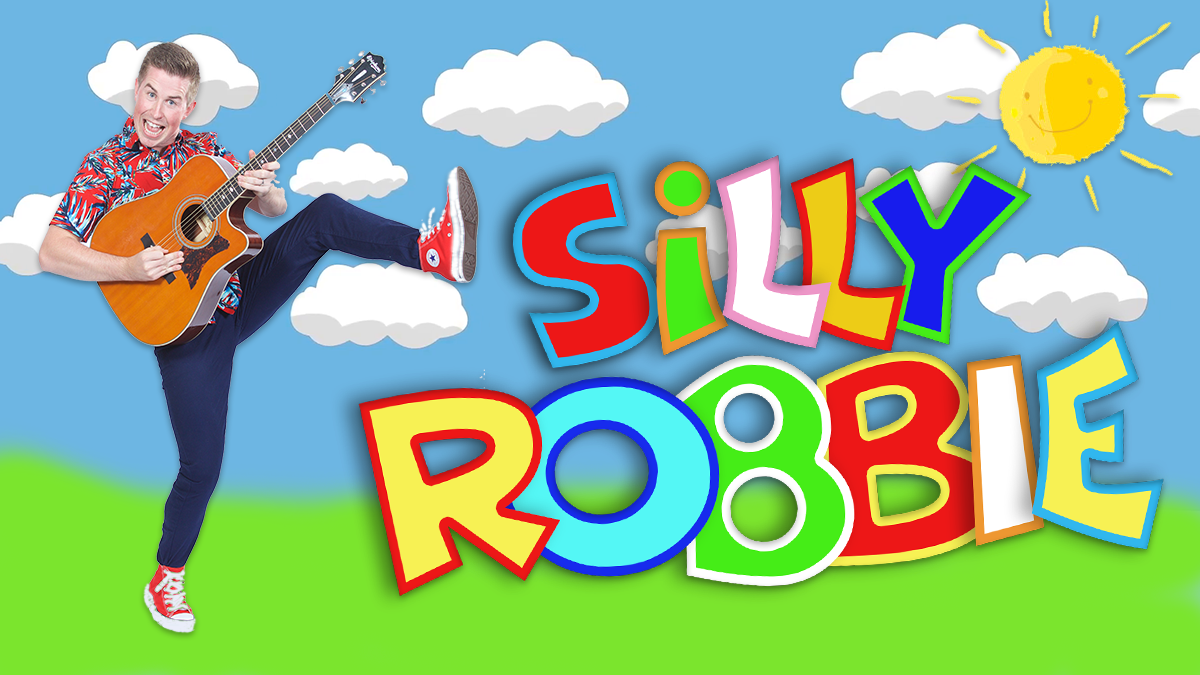 Silly Robbie: Live!