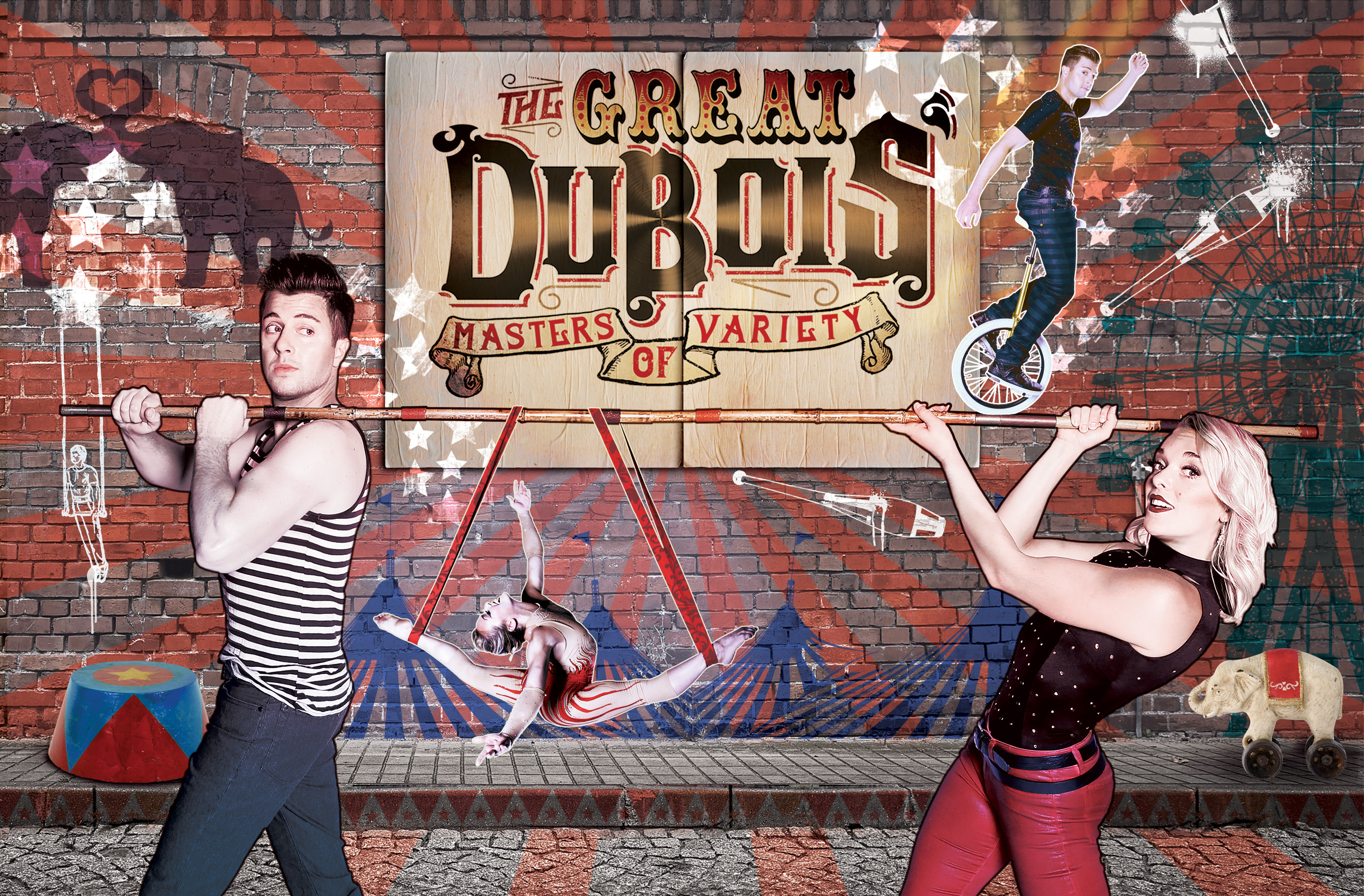 The Great DuBois'