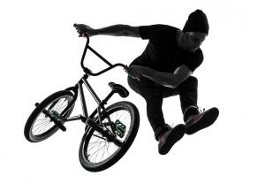 BMX Stunt Bike show