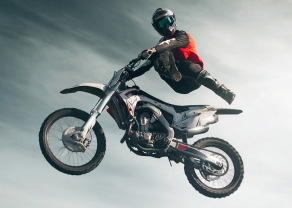 Motocross Stunt Thrill Show